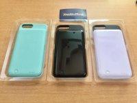 Ốp Lưng Kiêm Pin Dự Phòng Cho IPhone 7 7GS-2  Mẫu Mới 2017 Viền Dẻo Silicon Nhẹ ,Nhỏ Gọn ,Chống Va Đập, Dung Lượng 5.000 mAh  - MSN181144
