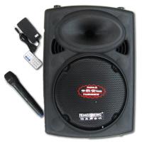 Loa Kéo F607 Kết Nối Bluetooth, dùng trong các chuyến du lịch, dã ngoại, picnic, TẶNG KÈM 2 MIC KHÔNG DÂY - MSN181163