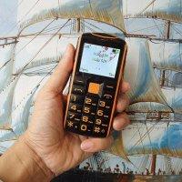 Điện thoại cho người già Land Rover A12, Phím to chữ to, 2 Sim 2 Sóng, PIN 2.500mAh, Điện thoại A12 - MSN388122