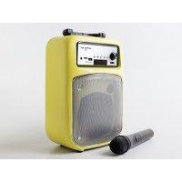 Loa Kéo SOUNDMAX M1 Âm thanh chất lượng CỰC ĐỈNH, tặng kèm mic không dây - MSN181162