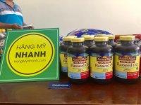 Dầu hạt lanh MỸ Nature Made Flaxseed oil 1400 mg 1 Chai 300 viên, tăng sức đề kháng cho cơ thể - MSN181184