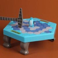 Trò chơi bẫy chim cánh cụt Penguin Trap trò chơi thú vị cực vui - MSN388142