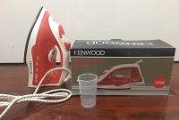 Bàn ủi hơi nước KENWOOD DH-806 công suất 1200W ủi cực thẳng và cực nhanh - MSN383204