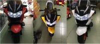 Xe mô tô điện tay ga cho bé CỰC NGẦU, An Toàn, Dễ Điều Khiển - MSN118