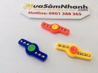Con Quay Spinner 2 cánh nhựa 6 bi, Fidget Spinner, Hand Spinner - MSN388153