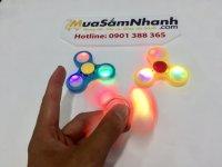 Con quay SPINNER 3 cánh có đèn led CỰC ĐẸP, Fidget Spinner, Hand Spinner -  MSN388155