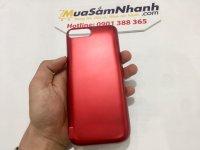 Ốp Lưng Kiêm Pin Sạc Dự Phòng IPHONE 7 Plus Product Red Special Edition - Dung Lượng 8000mAh - MSN181200