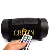 Loa Crown cỡ số 5 ÂM THANH SIÊU KHỦNG SIÊU RẺ, Loa Crown 5 + Tặng Kèm Remote - MSN181201