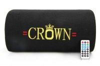 Loa Bluetooth Crown cỡ số 6 ÂM THANH HAY SIÊU RẺ ,Loa Crown 6 + Tặng Kèm Remote - MSN181202