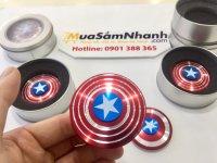 Con quay spinner Captain America ĐỘC NHẤT VÔ NHỊ, Fidget Spinner, Hand Spinner - MSN388147