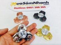 Con quay spinner 3 cánh UFO Kim Loại Cao Cấp, Fidget Spinner, Hand Spinner - MSN388149
