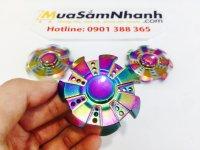 Con quay Rose Turbine Spinner, Con quay spinner Cao Cấp,Fidget Spinner, Hand Spinner - MSN388164