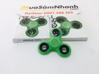 Con quay Spinner 3 cánh Dạ Quang, Fidget Spinner, Hand Spinner - MSN388174