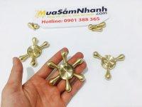 Con quay Spinner 6 cánh Hải Tặc Kim loại Cao Cấp, Fidget Spinner, Hand Spinner - MSN388175