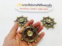 Con quay Spinner bánh lái Kim Loại Cao Cấp, Fidget Spinner, Hand Spinner - MSN388177