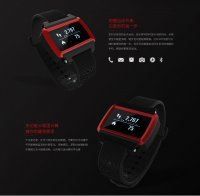 Đồng hồ thông minh Remax RBW-W2 Theo Dõi Sức Khỏe, Rung Thông Báo Ứng Dụng Tin Nhắn, Pin 15 Ngày - MSN181213