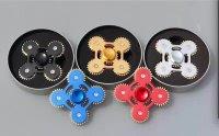 Con Quay Spinner Bánh Răng 5 Bánh Răng Kim loại Cao Cấp, Fidget Spinner, Hand Spinner - MSN388186