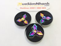 Con quay Spinner 3 Cánh Giọt Nước Rainbow Kim Loại, Fidget Spinner, Hand Spinner - MSN388189