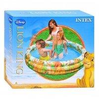 Bể bơi phao INTEX Lion King- 3 tầng1m47