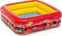 Bể bơi phao INTEX hình vuông bản quyền chất lượng