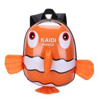 Balo 3D Cá Kaidi quai đeo chắc chắn, êm vai An Toàn Cho Bé - MSN1831001