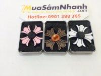 Con quay Spinner 4 Cánh Hoa Tulip Kim Loại Cực Đẹp, Fidget Spinner, Hand Spinner - MSN388200