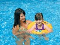 Phao bơi step 1 2 3 cho bé intex