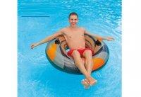 Phao bơi INTEX chất liệu dày dặn, không bị phai màu khi sử dụng