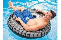 Phao bơi INTEX chất lượng với chất liệu dày dặn, không bị phai màu khi sử dụng
