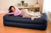 Giường hơi đơn cao cấp INTEX 99cm