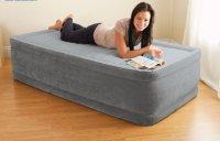 Giường hơi đơn tự phồng công nghệ mới 99cm INTEX
