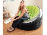 Ghế hơi INTEX thiết kế dạng lõm sang trọng