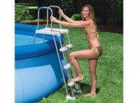 Cầu thang bể bơi Intex