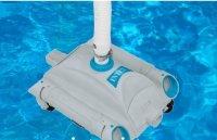 Máy hút cặn đáy bể bơi tự động INTEX