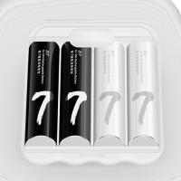 Bộ 4 Pin sạc Xiaomi AAA Zi7 Dung Lượng 700mAh,sạc đi sạc lại đến 1500 lần - MSN181234