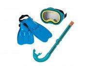 Bộ kính bơi chân vị ống thở INTEX