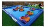 Bể bơi bơm hơi diện tích 50m2