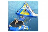 Trò chơi thể thao liên hoàn dưới nước Water Game Sport WGS