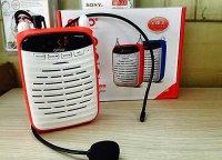 Máy trợ giảng kiêm máy nghe nhạc Aibo UN-72 + Tặng Kèm Mic - MSN181244