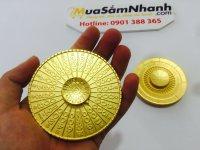 Con quay Spinner Gold Kim Loại Nguyên Khối - MSN388237