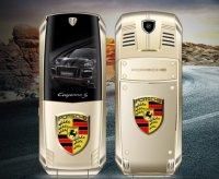 Điện thoại Thay Đổi Giọng nói Porsche C-911 2017, Chất Liệu Thép Siêu Sang - MSN181254