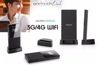 Bộ Phát Wifi Từ Sim 3G/4G Alcatel OneTouch Link Y800 - Hỗ trợ đồng thời 10 thiết bị truy cập - MSN181268