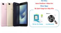 Điện Thoại Asus Zenfone 4 Max Pro Camera Kép, Pin Siêu Khủng 5000mAh + Tặng Sạc Dự Phòng, Loa Bluetooth - ZC554KL