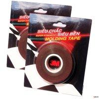 Băng keo (2 mặt) cường lực dán đồ chơi xe hơi 3M 4229P 12mmx3m - MSN388254