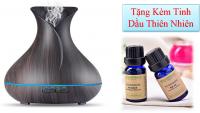 Máy khuếch tán tinh dầu EB-1522 xông hương, khử mùi dung tích 400ml + Tặng kèm tinh dầu - MSN181277A
