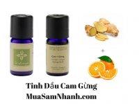 Tinh Dầu Hỗ Hợp Cam Gừng, Tinh Dầu Cam Gừng La champa  - MSN181291