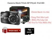 Camera hành trình HP-F870G Quay đồng thời cả trước sau, hiển thị tốc độ - MSN388276