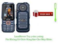 Điện thoại Land Rover T19 3 Sim 3 Sóng, Pin Khủng, Đèn Pin Siêu Sáng - MSN388277