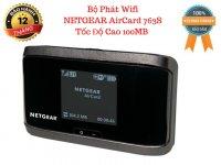 Bộ phát Wifi 3G/4G LTE NetGear AirCard 763S Tốc Độ Cao 100Mb - MSN388288