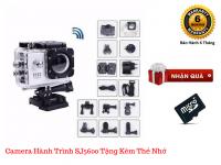 Camera Hành Trình SJ5600-4K Wifi, Chống nước, Chống va đập + Tặng thẻ nhớ 8GB - MSN181279